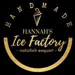 Hannah's Ice Factory Logo